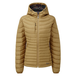Sherpa Adventure Gear Nangpala Hooded Down Jacket in Thaali
