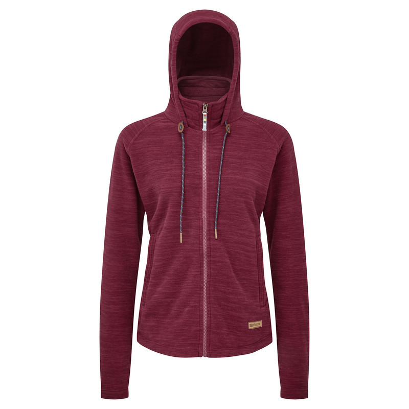 Sonam Hooded Jacket - Anaar